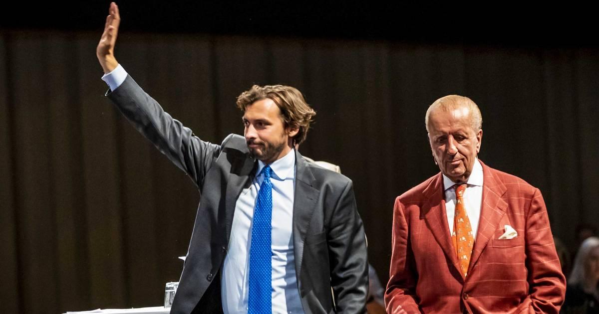 LIVE | Rutte wil met nieuw kabinet vliegende start maken, Hiddema gaat mee op FVD-campagne - AD.nl