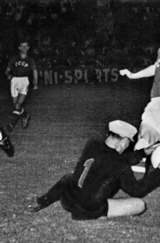 EK RETRO. Relaas van het allereerste EK voetbal in 1960, waarvoor België niet eens het inschrijvingsformulier invulde
