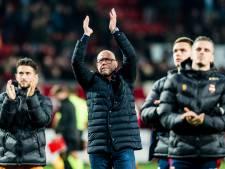 Fred Grim verwacht tegen Fortuna Sittard géén open wedstrijd: 'We zullen het echt zelf moeten doen'
