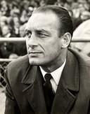 Piet Bruijninckx als jeugdtrainer van RBC in 1969