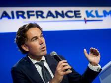 Reactie Eurlings op vertrek: KLM blijft fantastisch bedrijf