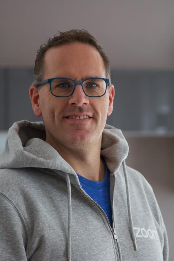 Ronald van den Bos is Senior Solution Engineer voor Zoom
