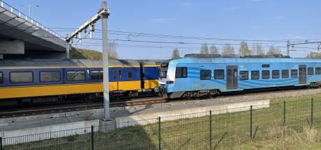 Treinverkeer tussen Apeldoorn en Amersfoort gestremd wegens aanrijding