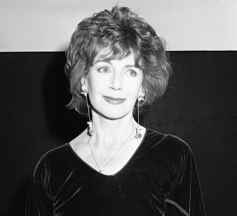 Edna O' Brien  Beeld Getty Images