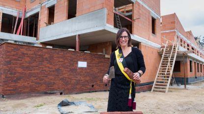 'Eerste steen' voor sociale woningen Kouterhof II