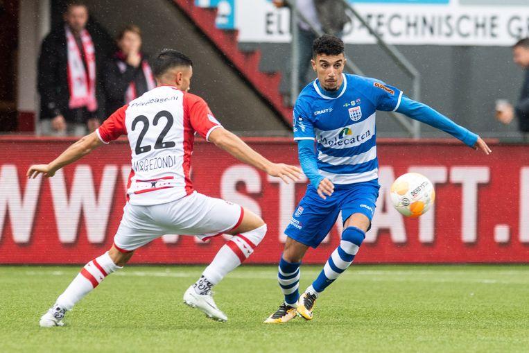 Overleven In De Eredivisie Is Fc Emmen Het Nieuwe Pec Zwolle De Volkskrant