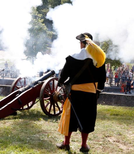 Vestingdagen Hulst herleven op grote doek in pop-up bios Koning van Engeland