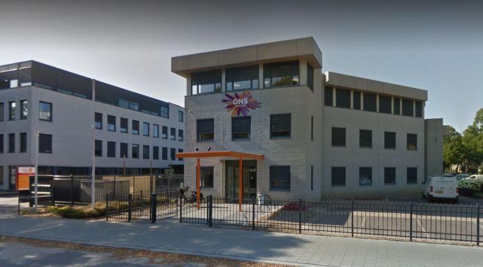 Het kantoor van ONS welzijn aan de Schadeijkstraat in Oss