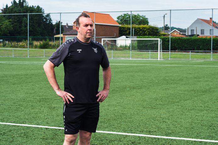 Jempi Custers wil heel graag een ronde verder bekeren, want dat zou een thuismatch tegen tweedenationaler Diegem Sport opleveren.