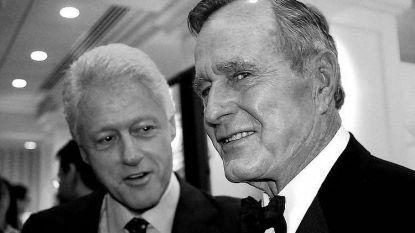 Dit briefje liet George H.W. Bush achter voor zijn opvolger Bill Clinton