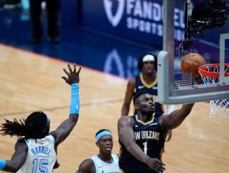 Lakers gaan zonder LeBron James fors onderuit in New Orleans