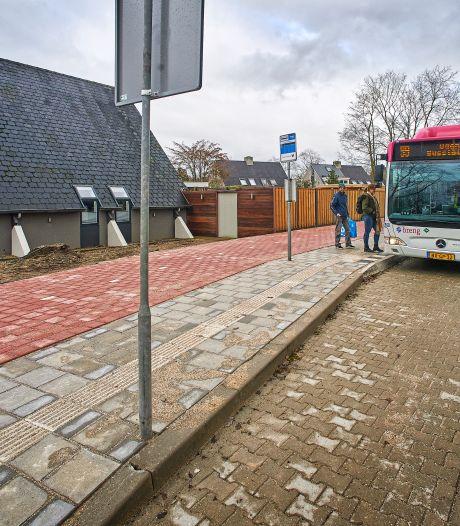 Uden treft maatregelen voor meer veiligheid rond de bushaltes in de Hoevenseweg