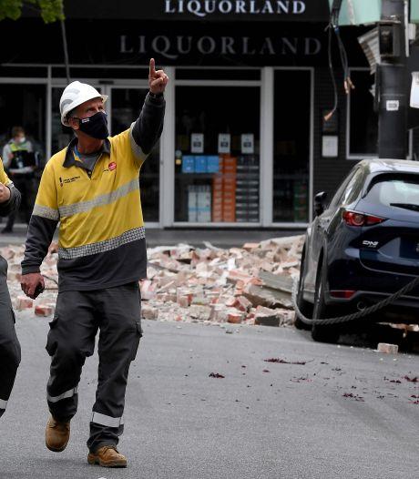Schade na aardbeving in Australische deelstaat Victoria