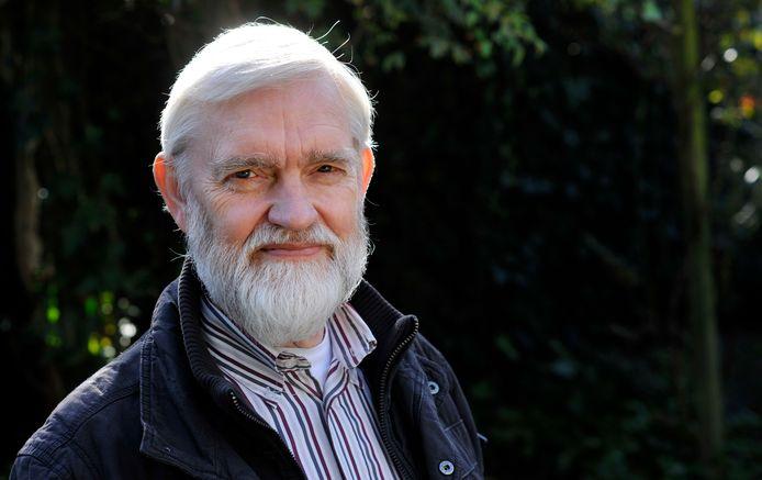 Voormalig Groen Links raadslid Marinus Trommel.