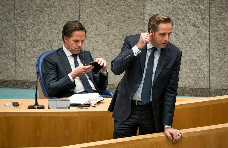 Rutte en De Jonge hebben van Kamer weinig te vrezen - Volkskrant