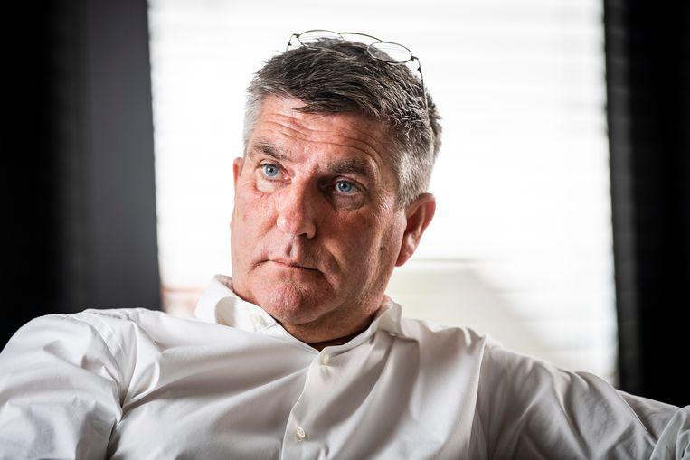Patrick De Koster.  Beeld Gregory Van Gansen / Photo News