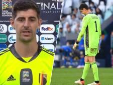 """Thibaut Courtois dézingue l'UEFA et la FIFA: """"Ils se fichent des joueurs, il n'y a que l'argent qui compte"""""""