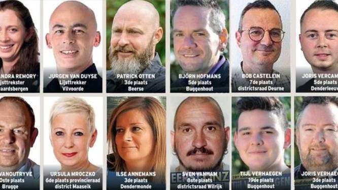 15 kandidaten Vlaams Belang hebben sympathie voor nazi's: partij start tuchtonderzoek
