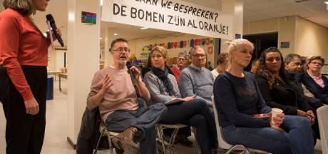 Arnhemse wijk Elderveld blijft diep  teleurgesteld in kappen van bos