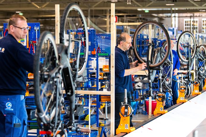 Pon.Bike wordt met de overname de grootste partij wereldwijd.