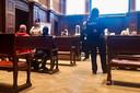 Het slachtoffer deed tijdens het proces huilend haar relaas over de nachtmerrie die ze beleefde op huwelijksreis.