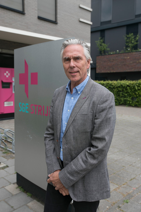 Eindhoven Ed Berends, lid van de Raad van Bestuur van SGE en huisarts