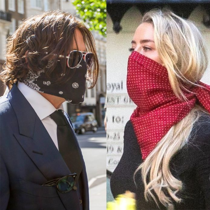 Le procès de Johnny Depp contre le magazine The Sun et Amber Heard s'est ouvert ce mardi 7 juillet à Londres.