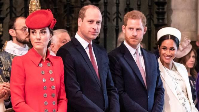 """Royaltywatcher analyseert kansen op verzoening: """"William en Kate willen Harry vergeven, maar Meghan blijft een probleem"""""""