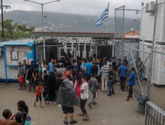 Dertien arrestaties voor brand bij vluchtelingenkamp op Griekse eiland Samos