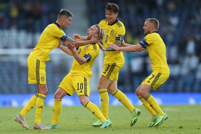 Forsberg ha portato la Svezia dalla sua parte.