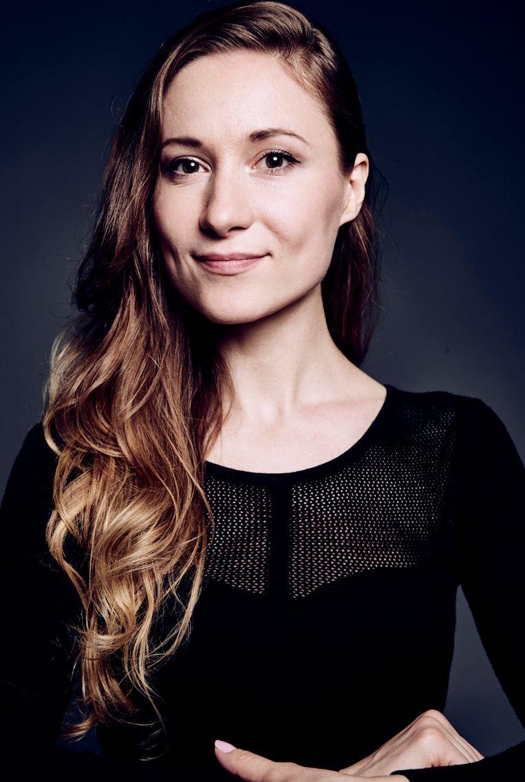 Milena Sidorova. Beeld Sebastien Galtier
