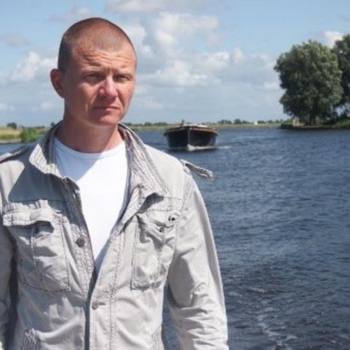 Teije Brandsma, woordvoerder van Stichting Armoedefonds