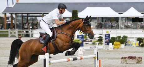 Marc Houtzager in aanloop naar Indoor Brabant tevreden met zesde plaats in Lier