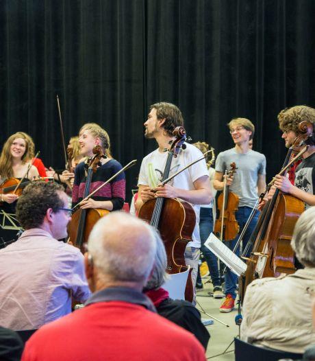 Gratis concert met feestelijke muziek in Hertme