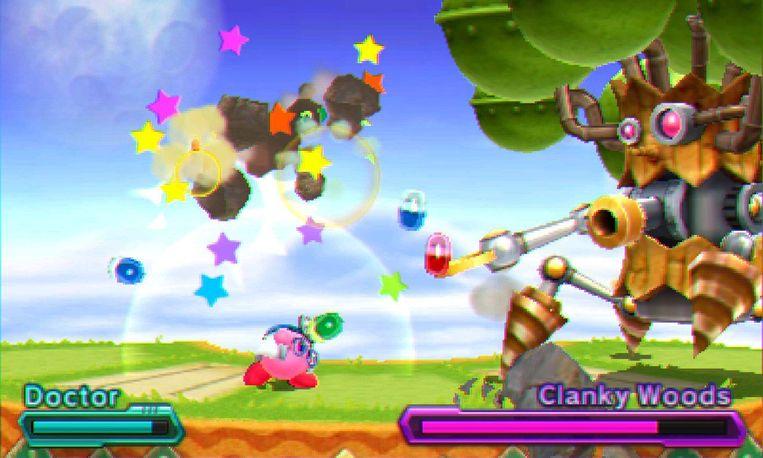 Kirby: Planet Robobot Beeld Nintendo