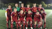 Dario Deckers met Deaf Devils op EK voetbal