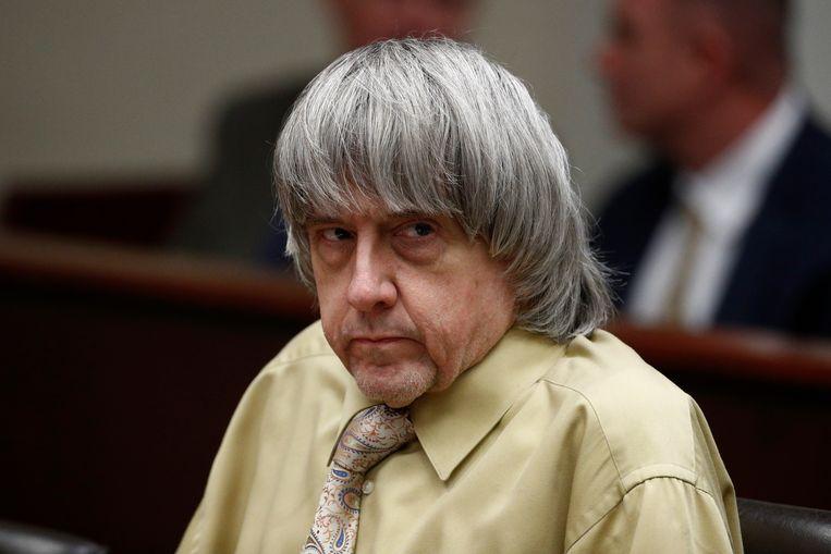 David Turpin tijdens zijn proces op 22 februari 2019.