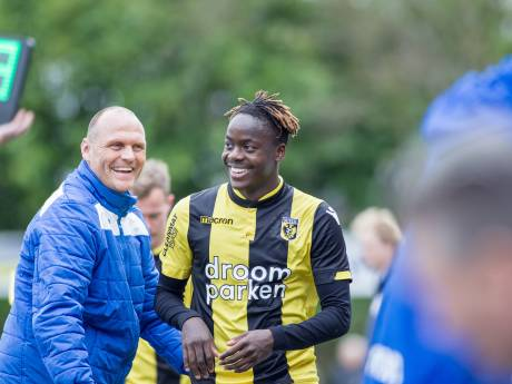 Richie Musaba tekent driejarig contract bij Vitesse