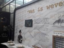Vernieuwd Weverijmuseum verkoopt nog steeds theedoeken