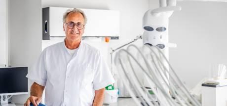 Tandarts Ton Wirtz stopt na bijna een halve eeuw met 'knutselen'