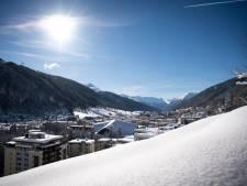Les catastrophes climatiques en tête des préoccupations à Davos