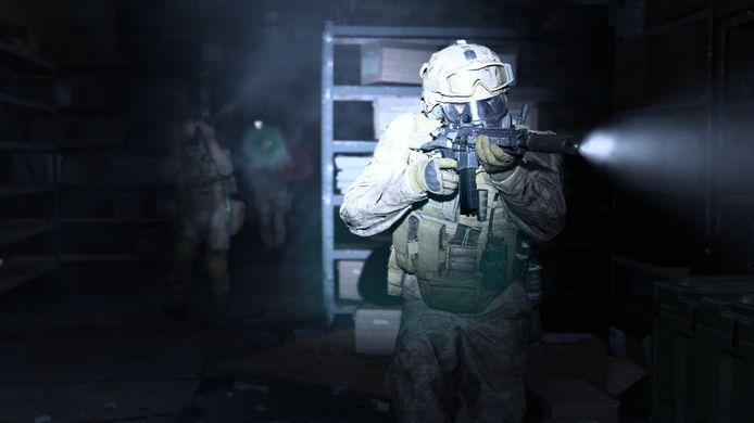 Call of Duty: Modern Warfare.