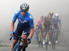 Vreemde scène in Vuelta: López verspeelt podium en stapt boos in ploegleidersauto