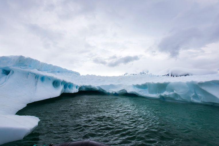 Antartica, Zuidpool Beeld Hollandse Hoogte / Roel Burgler