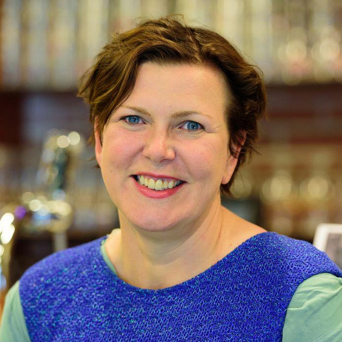 Carola Aafjes, directeur van poppodium FLUOR.