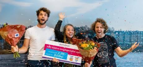 Hoe noodoplossing Biebboys een succesnummer werd: 'Alle biebs in Gelderland en Overijssel bieden het aan'