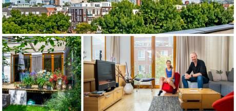 Jack verruilde Amsterdam voor Rotterdam en woont nu in een zelfbouwhuis op Katendrecht