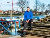 Honkvaste Bert (62) werkt al 47 jaar tussen de boten: 'Ik kom als eerste en ga als laatste weg'