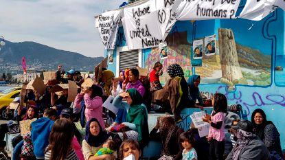 Overvolle opvangcentra op Griekse eilanden: regering wil meer vluchtelingen naar vasteland overbrengen
