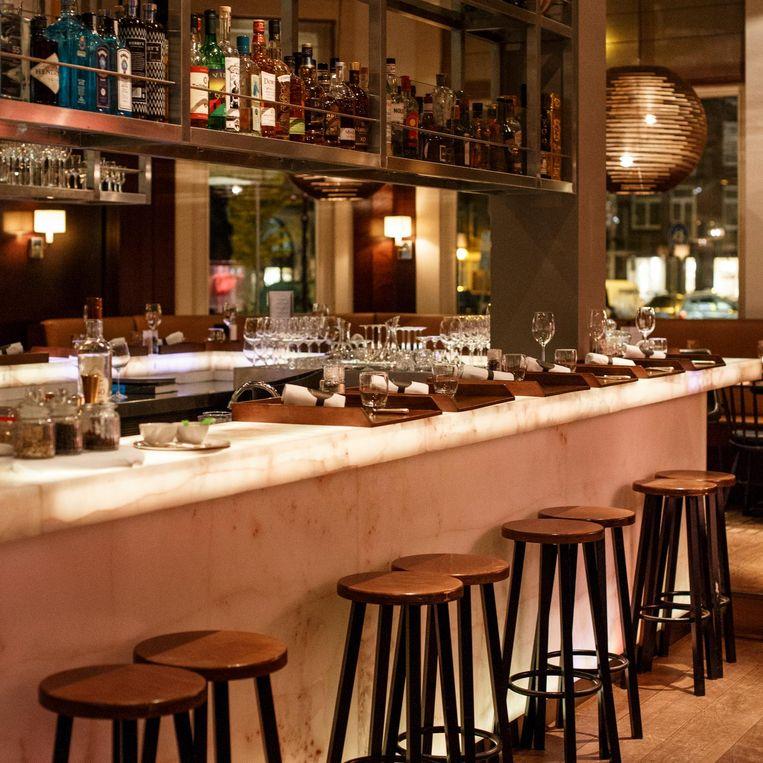 Restaurant Ron Gastrobar op de Sophialaan Beeld Carly Wollaert